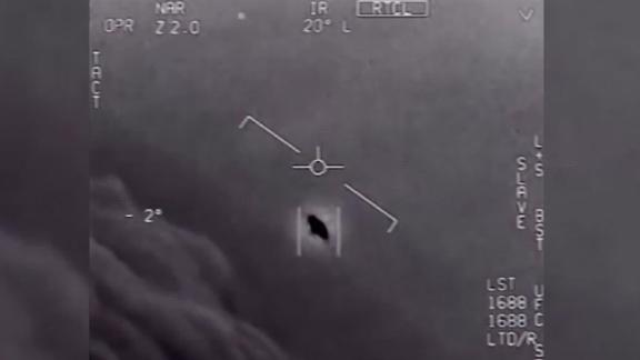 The US Navy has finally acknowledged footage purported to show UFOs hurtling through the air. And while officials said they don't know what the objects are, they're not indulging any hints either.