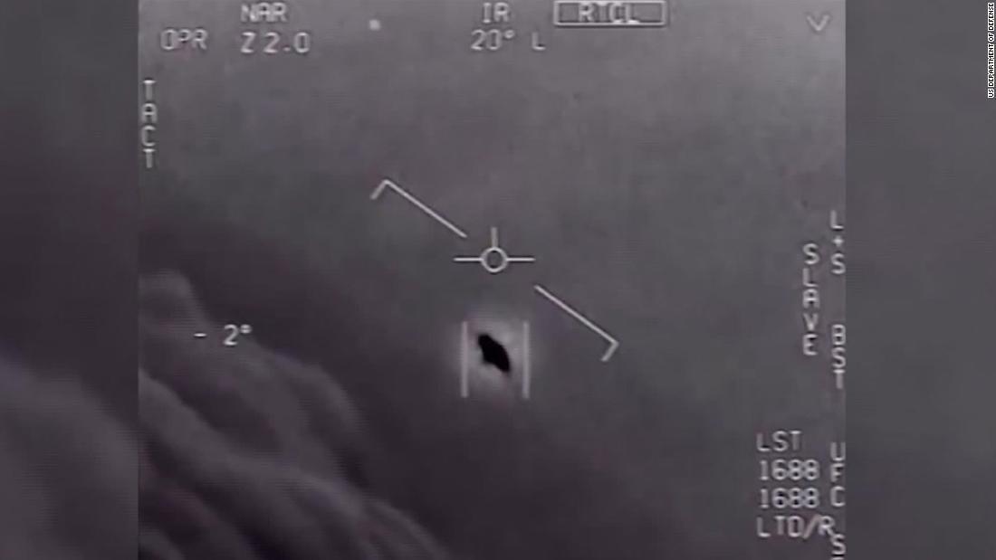 UFOs loom as a national security threat over Washington