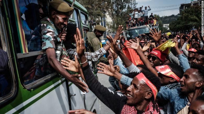 Food and fuel running out in capital of Ethiopia's war-torn Tigray region