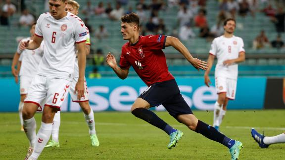 Patrik Schick scored his fifth goal at Euro 2020 to revive the Czechs' hopes.