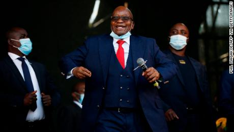 Former South African president Jacob Zuma delays prison deadline with last ditch legal maneuver