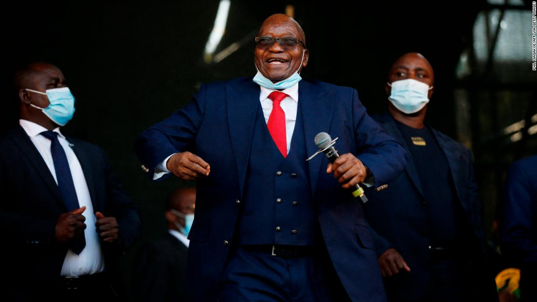 Jacob Zuma, Former South African president, delays prison deadline with last ditch legal maneuver