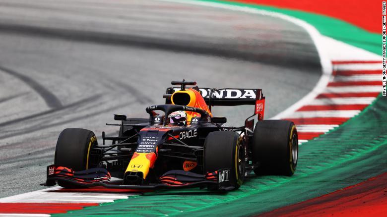 Austrian Grand Prix: Max Verstappen cruises to third successive GP victory