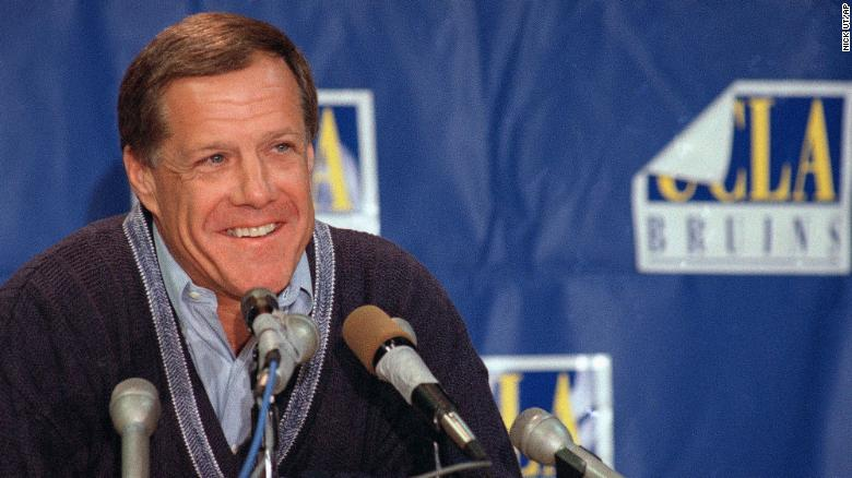 """<a href=""""https://www.cnn.com/2021/07/05/sport/terry-donahue-ucla-football-coach-dies/index.html"""" target=""""_blank"""">Terry Donahue,</a> a longtime UCLA football coach, died July 4 at the age of 77, the school announced. Donahue died after a two-year battle with cancer, the school said."""