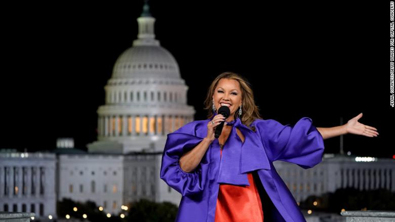 Vanessa Williams and PBS slammed for 'Black national anthem' performance
