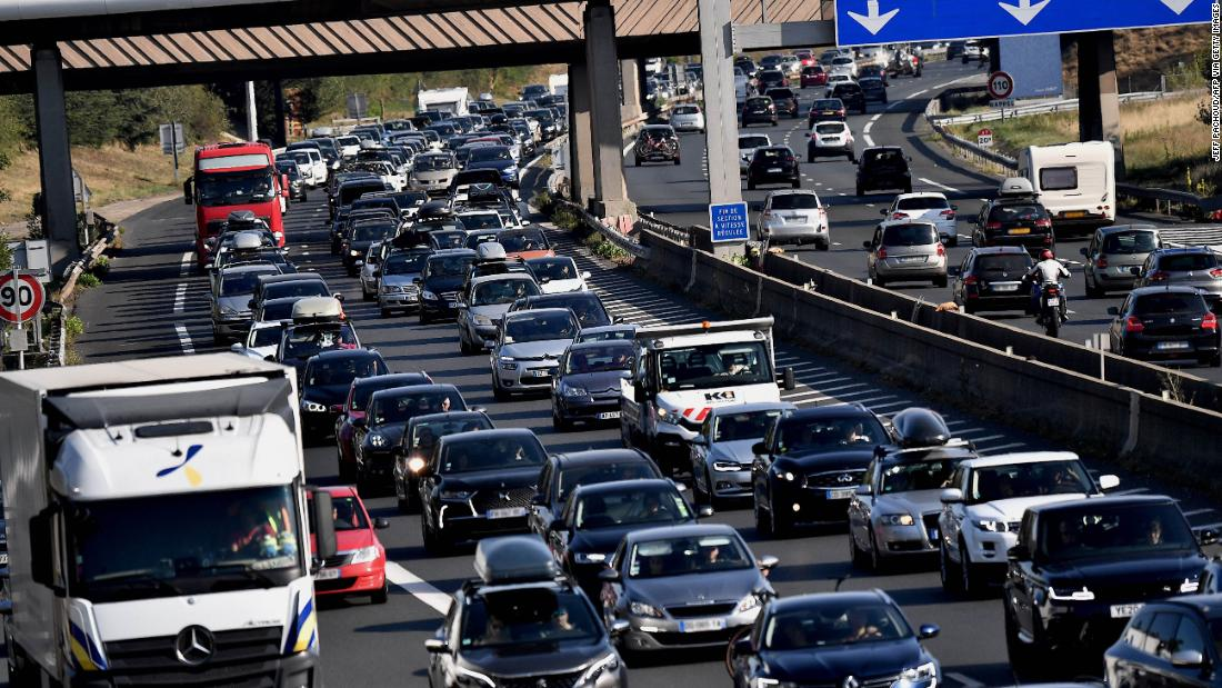 Why a French culture war you've never heard of causes huge traffic problems