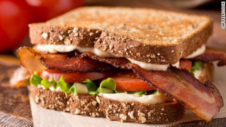 A summer tomato may be the most delicious part of a BLT.
