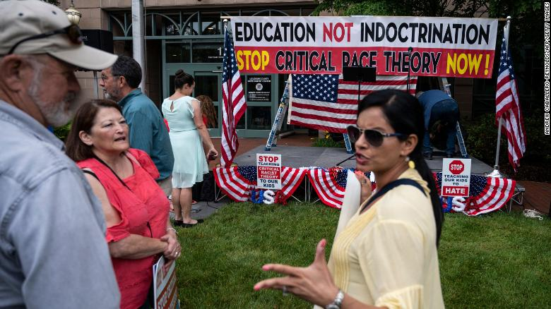 The engineered conservative panic over critical race theory, explained