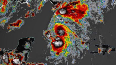 Hurricane Elsa makes landfall in Florida