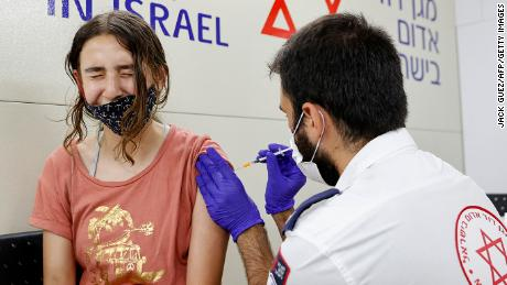 Pfizer vaccine protection takes a hit as Delta variant spreads, Israeli government says