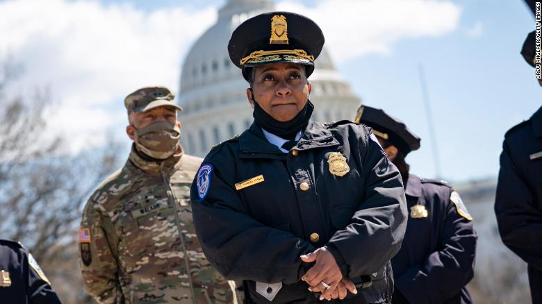 US Capitol Police official in charge of intel on January 6 returns to that role