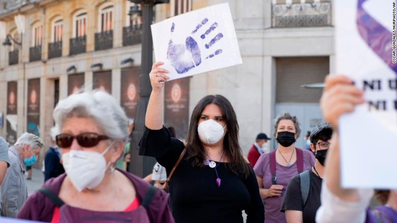 Spain says non-consensual sex is rape, toughens sexual violence laws