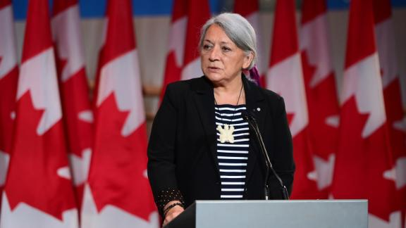 Mary Simon, a longtime advocate for Indigenous rights, was named as Canada's next governor general on Tuesday.