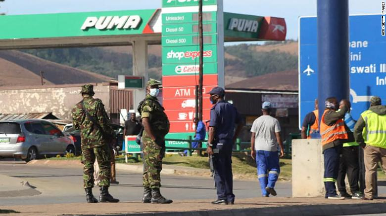 eSwatini opposition leaders go into hiding as Africa's last absolute monarchy cracks down