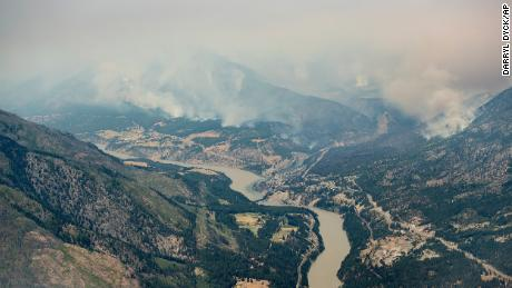 A wildfire has destroyed 90% of this town. Indigenous communities have been hit the hardest