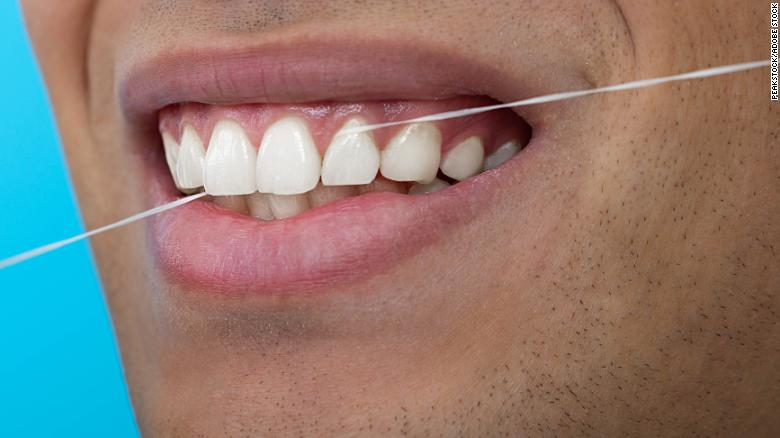 Flossing your teeth may protect against cognitive decline, research shows