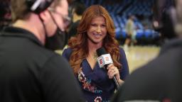 Rachel Nichols: ESPN attempts to contain controversy embroiling the network as NBA Finals get underway