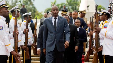 Live updates: Haiti's president assassinated