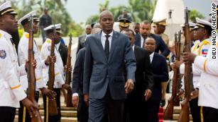 Follow live updates: Haiti's president assassinated