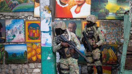 Haiti's leader was killed.  You need to know that