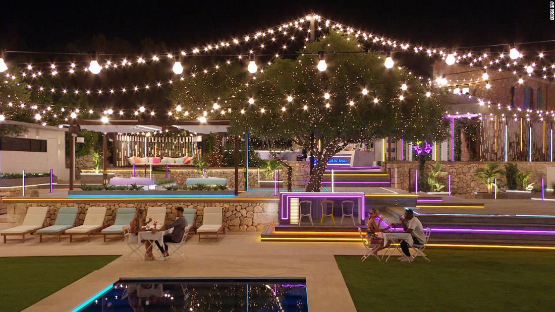 Intruder breaks into 'Love Island' villa