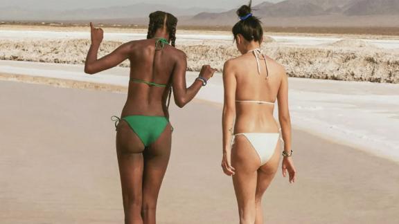 Everlane String Bikinis