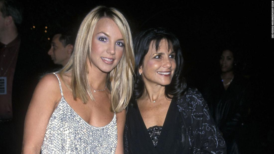 Lynne Spears petitions court to allow Britney Spears to choose her own attorney