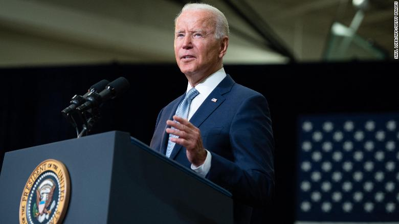 White House officials start to lay out Biden's sweeping social safety net plan for allies