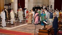 Indian Prime Minister fires health minister and 11 others as Covid crisis lingers