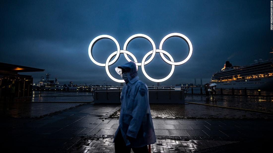 Olympics and Covid-19 pandemic: Live updates