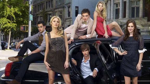 """The original cast of """"Gossip Girl"""" included Penn Badgley, Blake Lively, Ed Westwick, Chace Crawford, Taylor Momsen and Leighton Meester."""