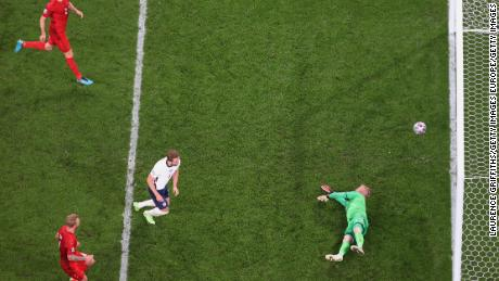 Kane's extra-time winner gave England a 2-1 win in its Euro 2020 semifinal over Denmark.