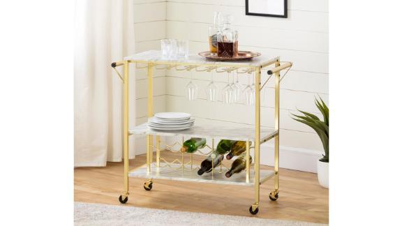 Maliza Bar Cart