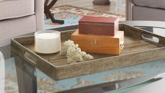 Harber Poplar Coffee Table