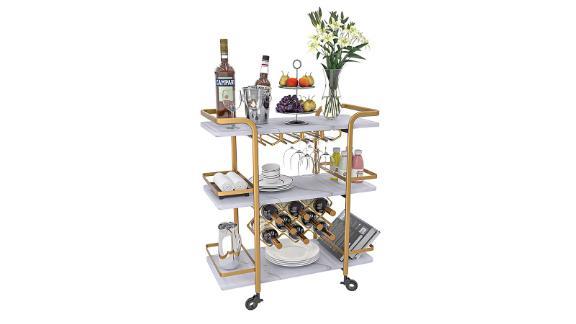 Tier Bar Cart