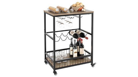 Lex Bar Cart