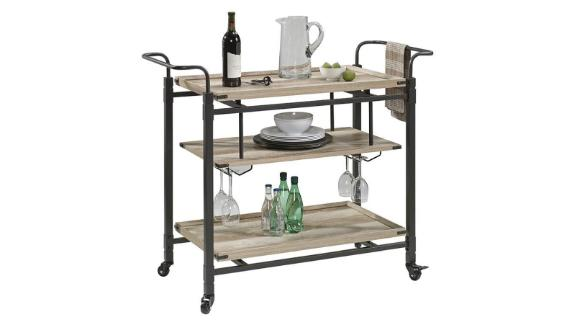 Better Homes & Gardens Crossmill Bar Cart