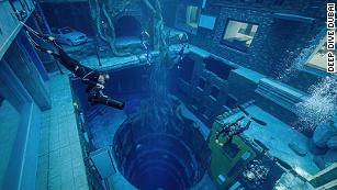 World's deepest pool opens in Dubai, part of huge underwater city