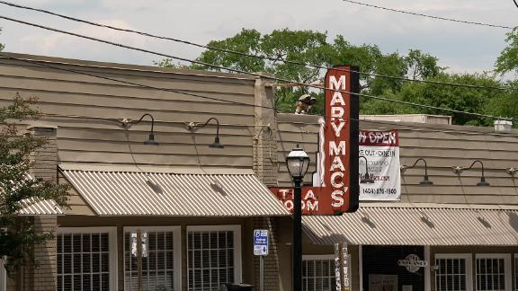 Mary Mac's Tea Room. An Atlanta institution.