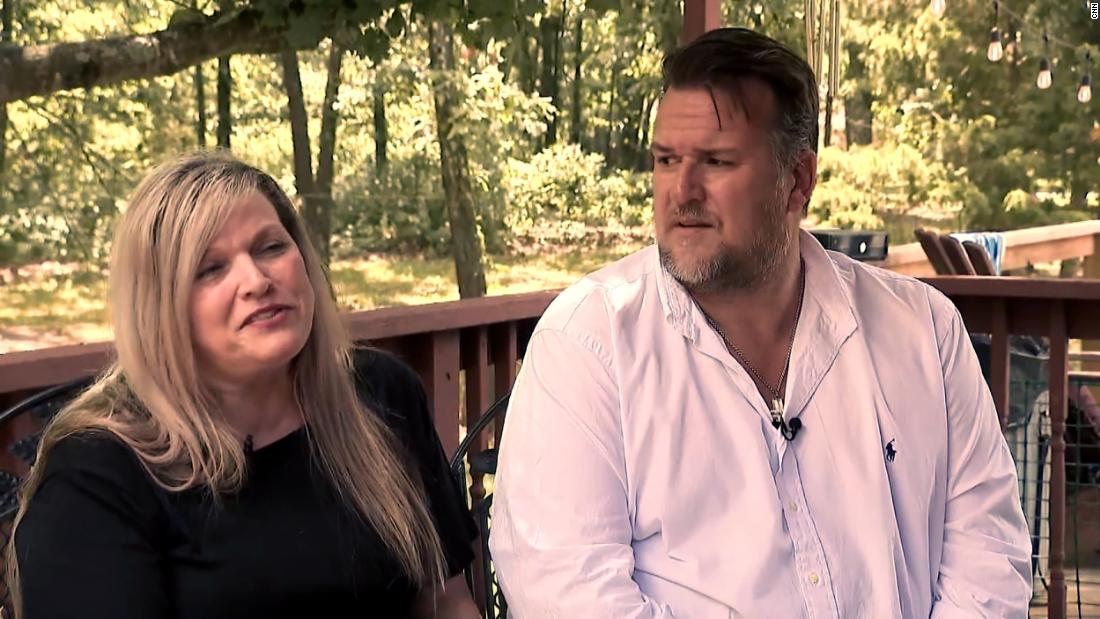 A Missouri couple say they dragged their feet on getting the Covid-19 vaccine. Then they got sick