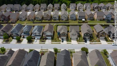 Many home buyers leave the market