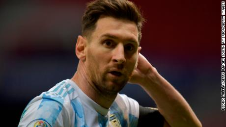 Lionel Messi faces old friend Neymar in latest offer for Copa America glory with Argentina