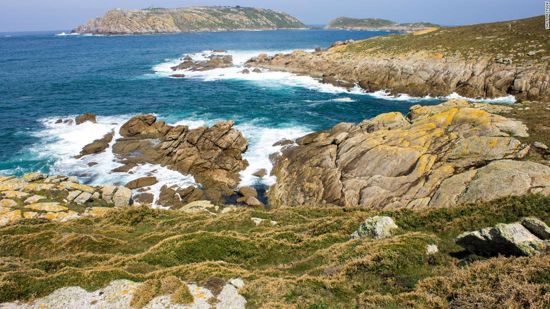 Hiking Spain's 'Coast of Death'