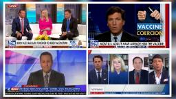 Right-wing media portrays Covid-19 vaccine resistance as a badge of honor