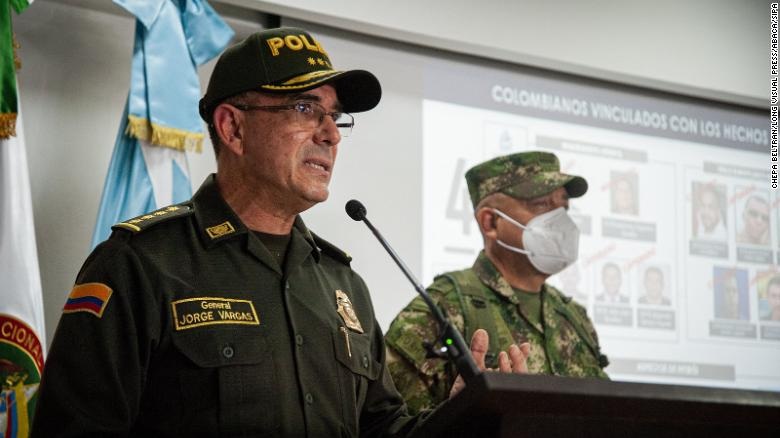Colombian ex-soldier's sister responds to Haiti murder plot allegations