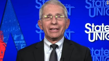 Fauci says Americans who are fully vaccinated don't need boosters just yet