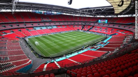 Euro 2020 final: 'Security breach' at Wembley Stadium as small group of people enter the venue