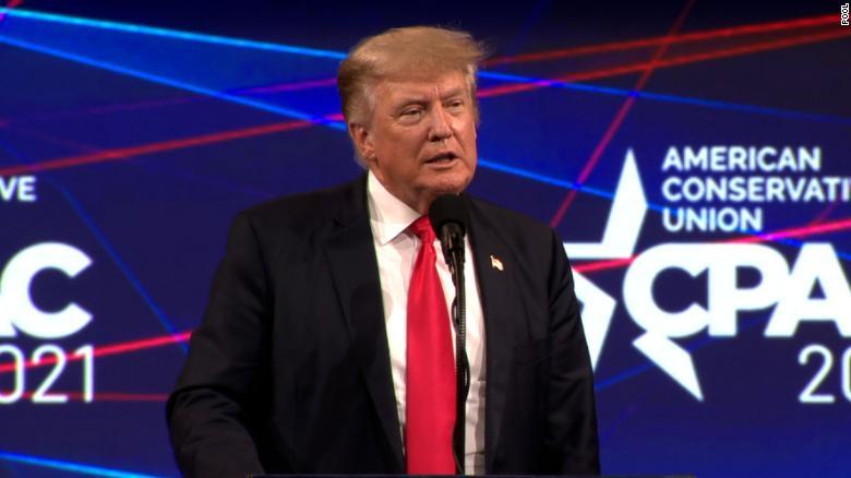Trump wins the CPAC straw poll as attendees clamor for him to run again