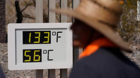 Western US expecting another day of high temperatures as more than 18 million remain under heat alerts