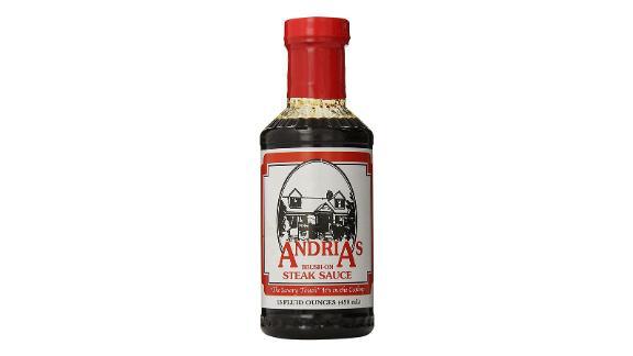 Andria's Brush On Steak Sauce